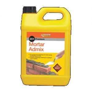 Plastifikatorius EVERBUILD MORTAR ADMIX