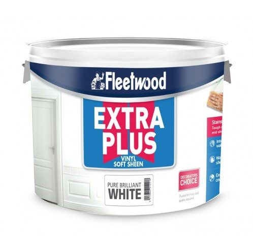Dažai Fleetwood Extra Plus Soft Sheen