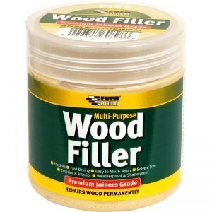 Glaistas EVERBUILD MULTI-PURPOSE WOOD FILLER AND STOPPER