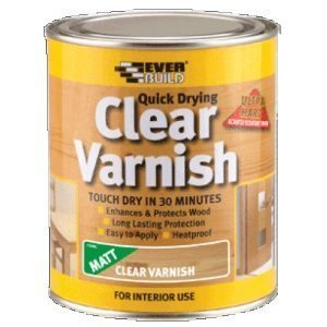 Lakas EVERBUILD CLEAR VARNISH